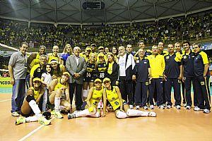 La Selección Femenina de Brasil